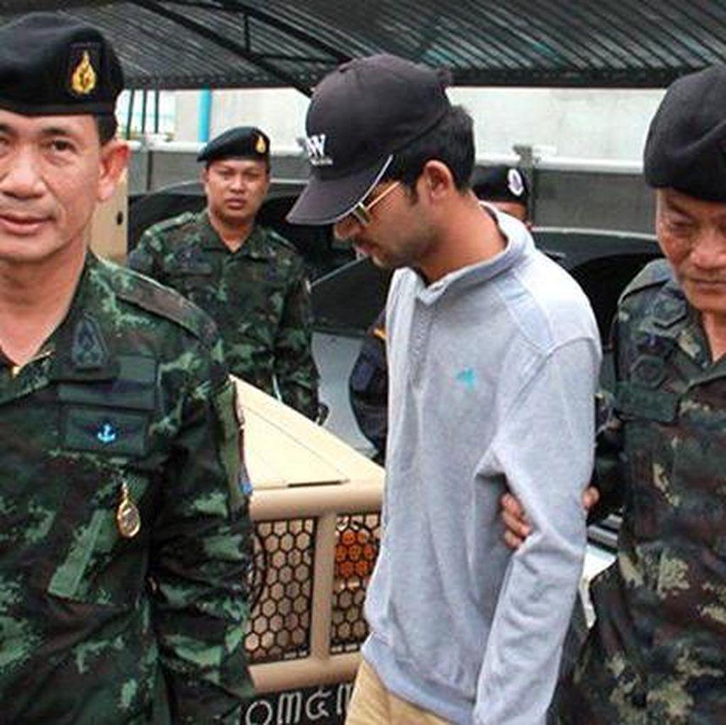 Tersangka Bom Bangkok yang Ditangkap Disebut Berasal dari Xinjiang
