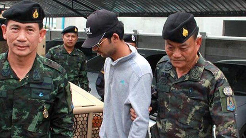 Bertubuh Kurus, Ini Foto Tersangka Bom Bangkok yang Baru Ditangkap