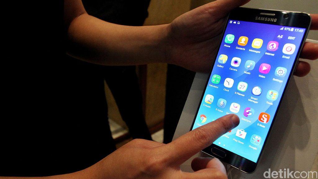 Beli Galaxy Note 5, Hadiah Casing Belum Diterima