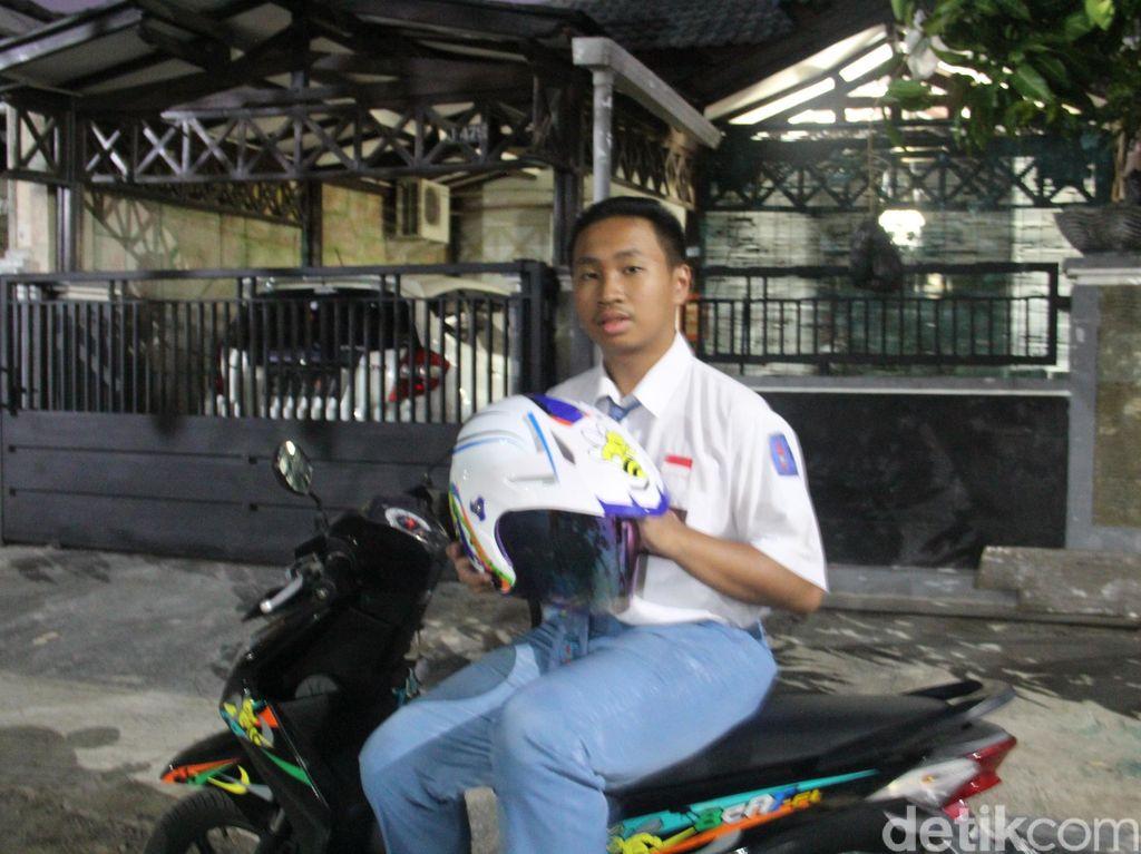 Setelah Helm Dingin Berpopok, Nara Kini Ciptakan Helm Anti Begal