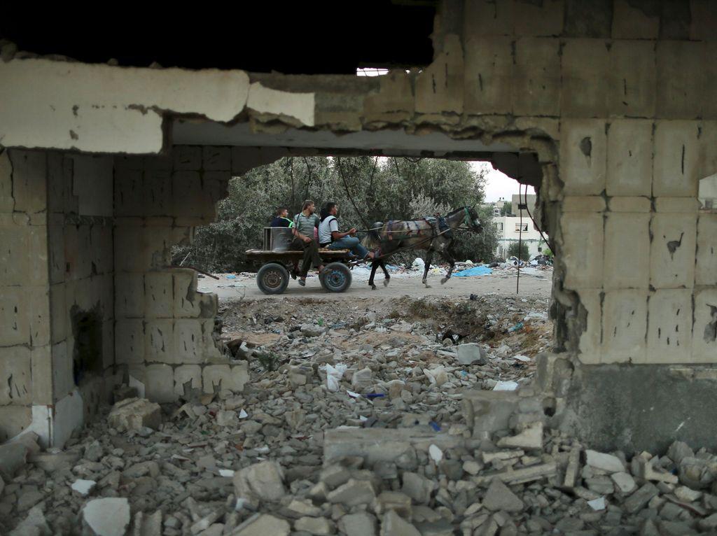 Gaza Bisa Jadi Wilayah Tanpa Penghuni Tahun 2020