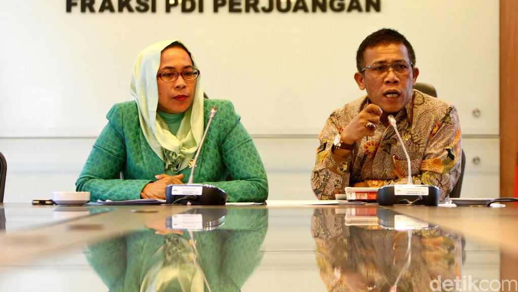 Revisi UU KPK Ditunda, PDIP Janji Mau Dengar Apa Kata Rakyat