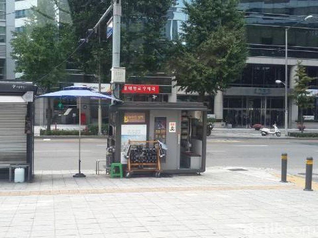 Penampakan Cantiknya PKL di Seoul, Bisakah Kota-kota di RI Menyamainya?