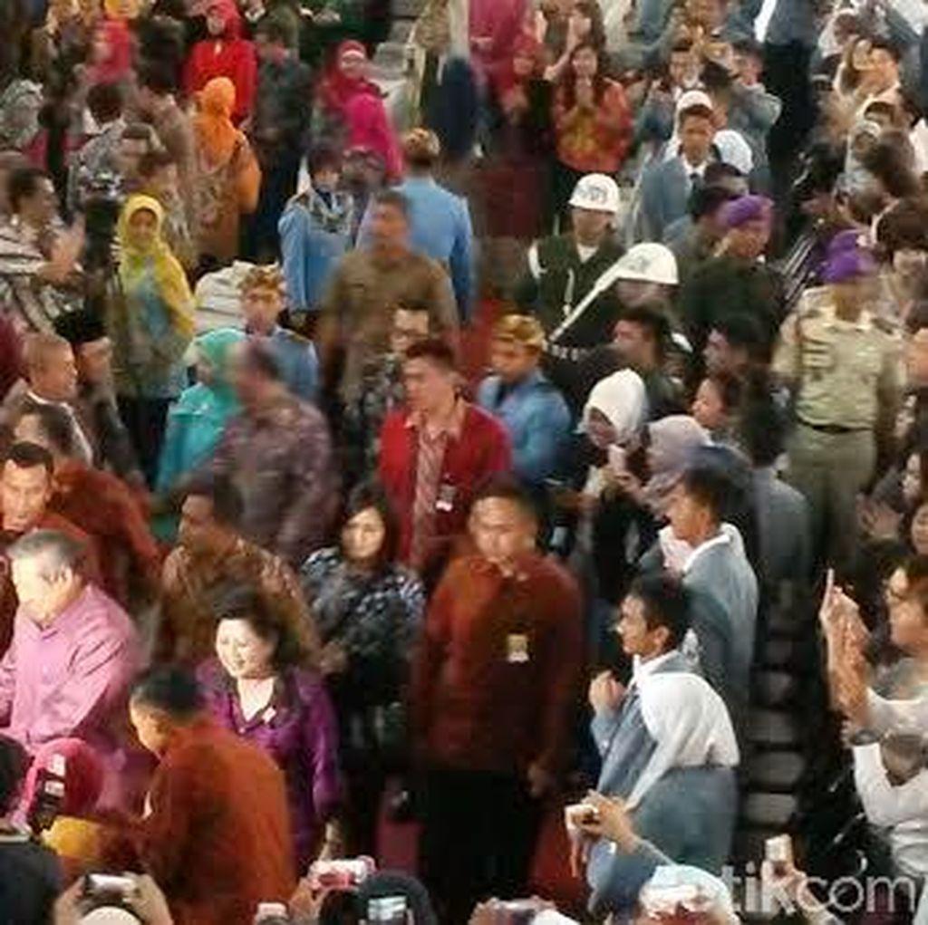SBY: Saya Kerja Bukan Ingin Masuk Media