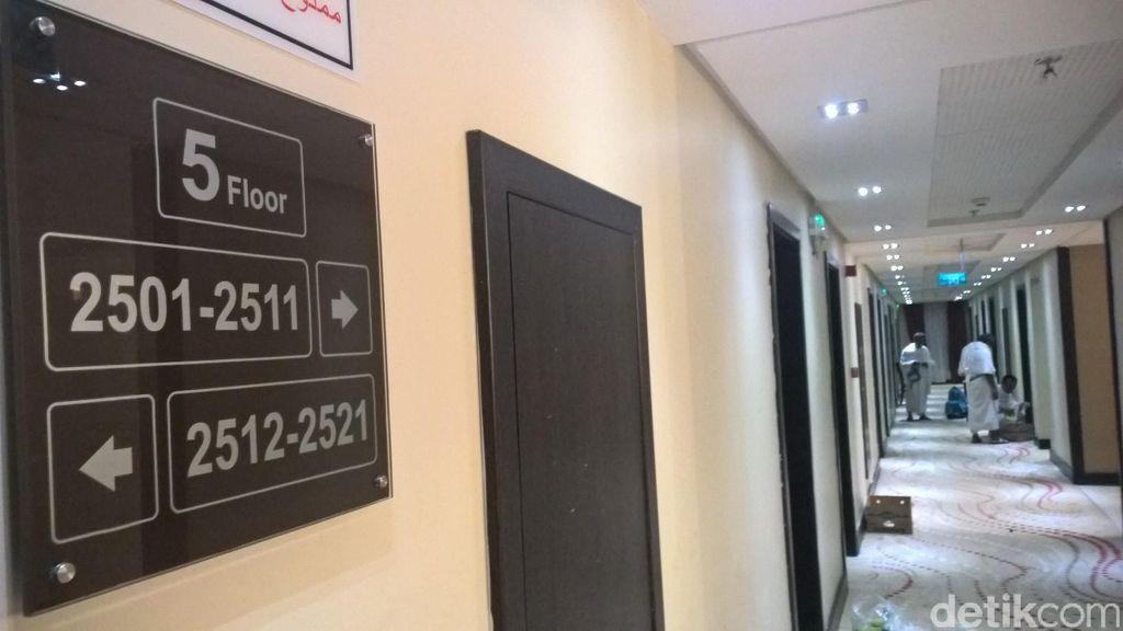 Jemaah Indonesia Tempati Hotel Raksasa di Makkah, Tampung 21.500 Orang Sekaligus