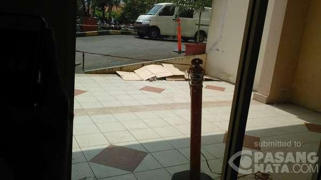Diduga Bunuh Diri, Farida Loncat dari Lantai 4 Parkiran ITC