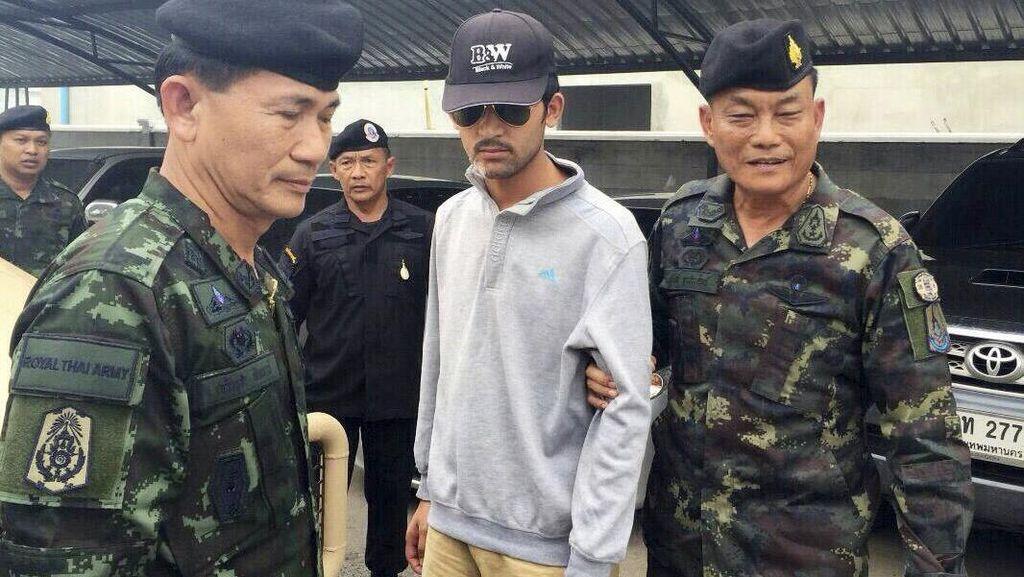 Kisah Simpang Siur Seputar Penangkapan Tersangka Bom Bangkok