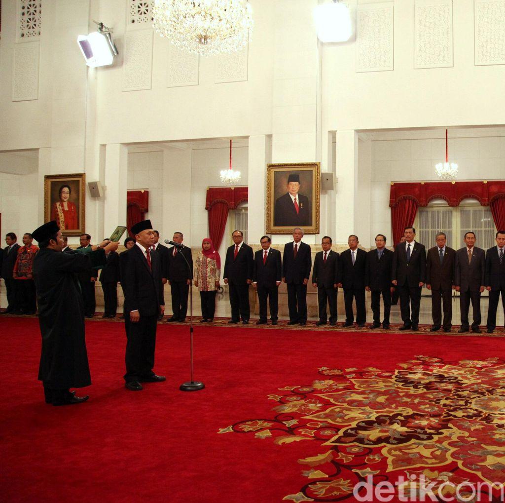 Menteri Yuddy: KSP Punya Beberapa Fungsi yang Sama dengan Seskab