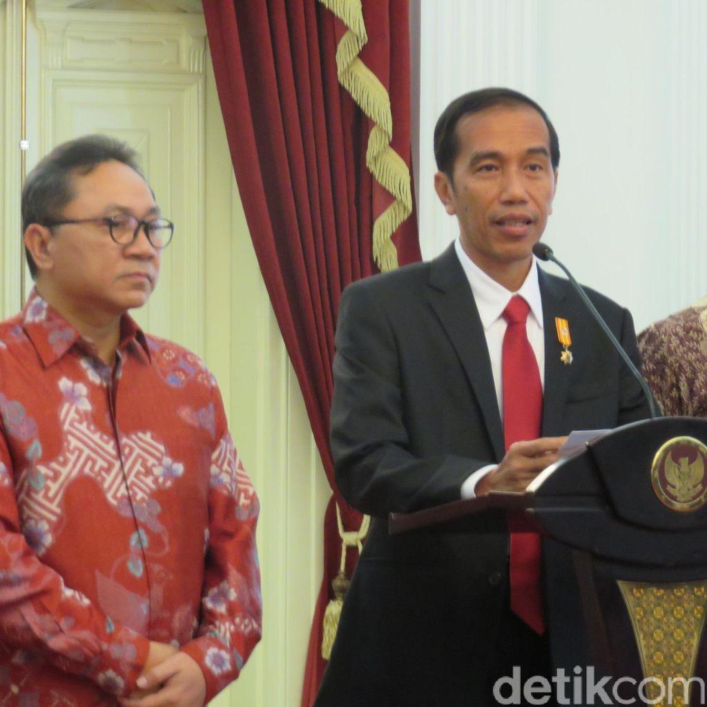 Wiranto Acungi Jempol Sikap PAN Dukung Pemerintahan