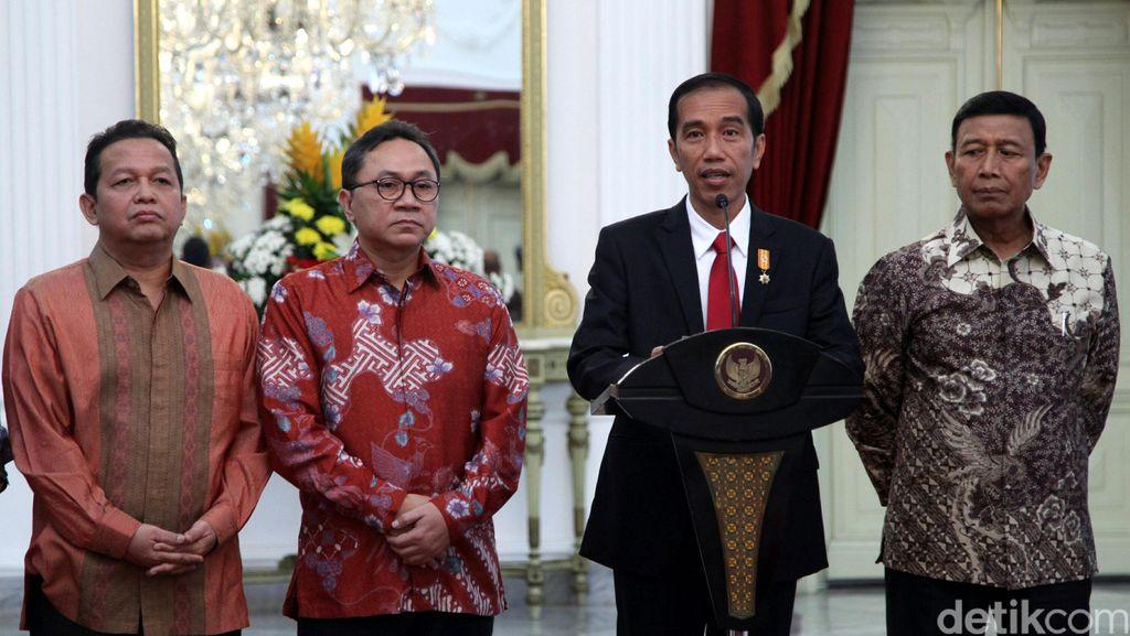 PAN Bergabung, Jokowi Makin Kuat di DPR