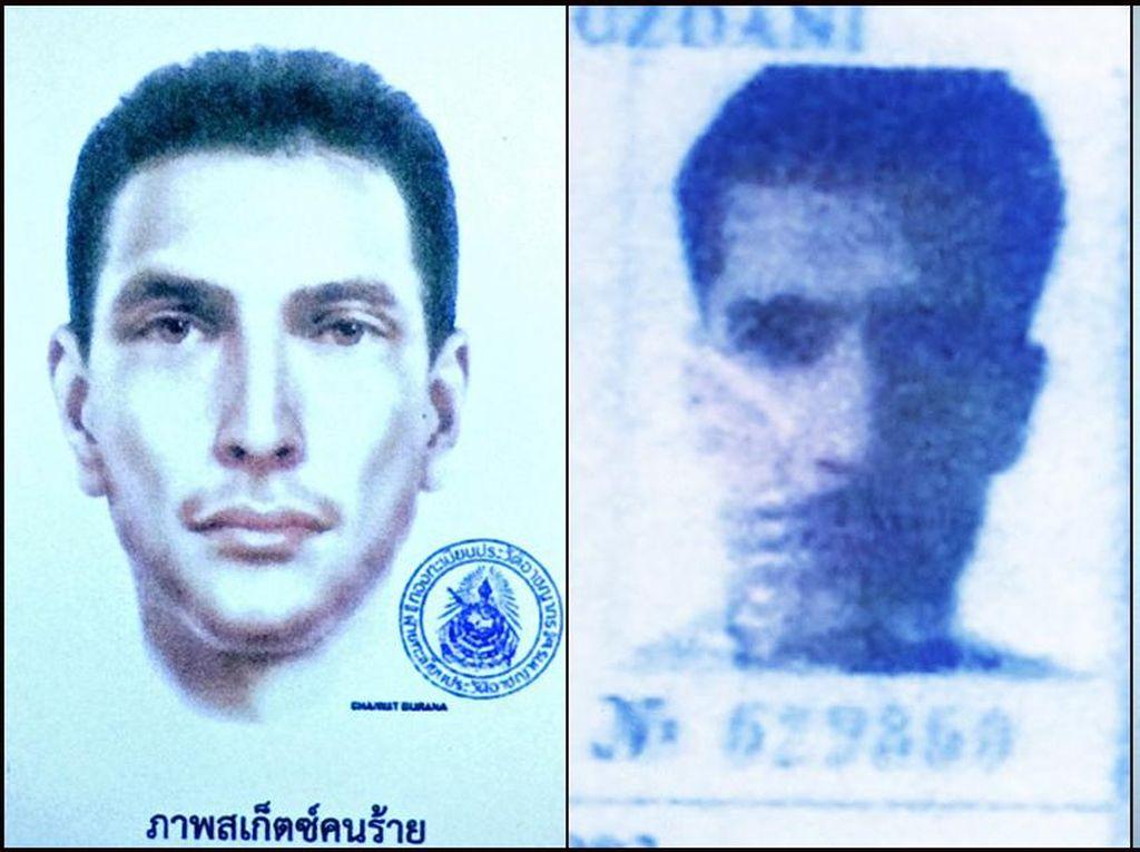 Polisi Thailand Buru 3 Tersangka Baru Bom Bangkok