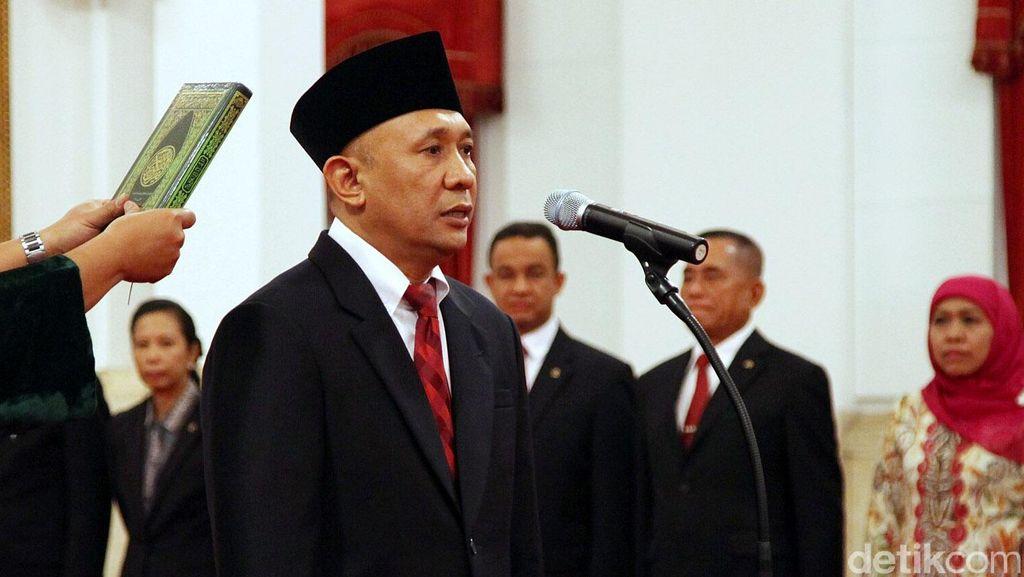 Jadi KSP, Teten Diharapkan Perbaiki Komunikasi Pemerintah dan DPR