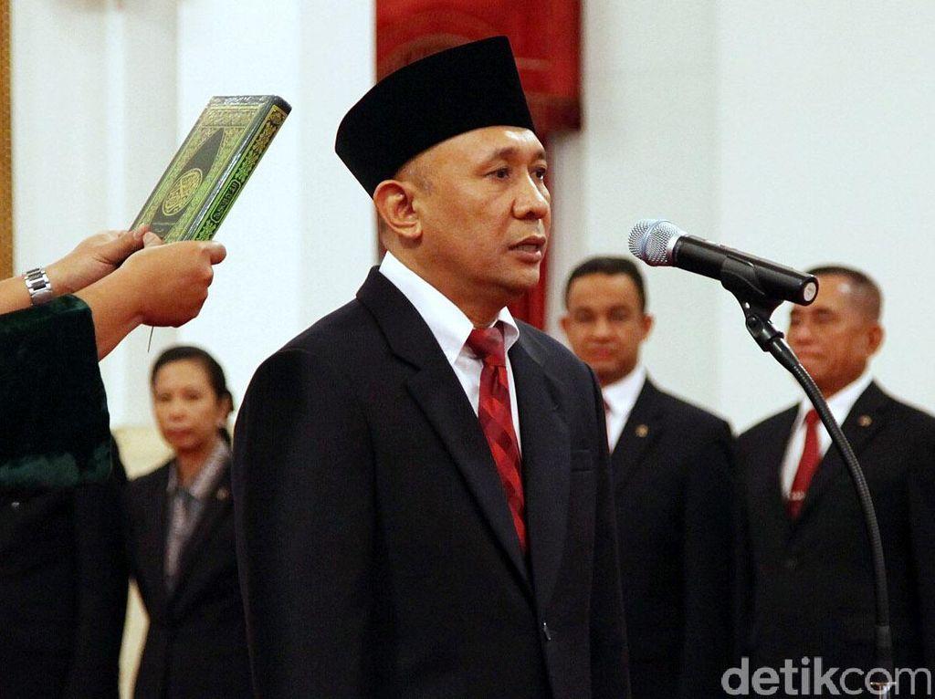 Teten Jadi Kepala Staf Kepresidenan, Bukti Jokowi Independen