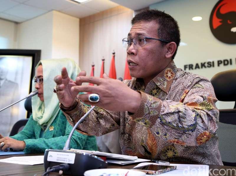 PDIP Ingin Uji Capim KPK di Komisi III Paling Lambat Pekan Depan