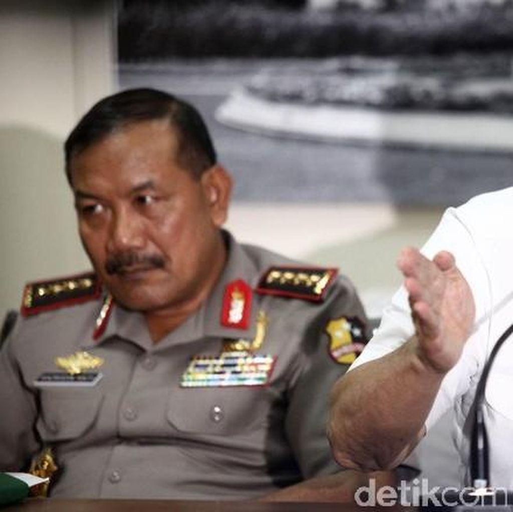 Bahas Keamanan Nasional, Luhut Kumpulkan Panglima TNI, Kapolri dan BIN