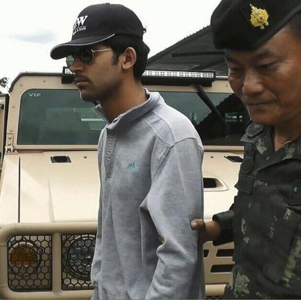 DNA Tersangka Tak Cocok dengan Bukti di Lokasi Ledakan Bom Bangkok