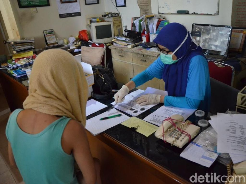 BNP Razia Kosan di Mabes Jakarta, 13 Penghuni Positif Narkoba