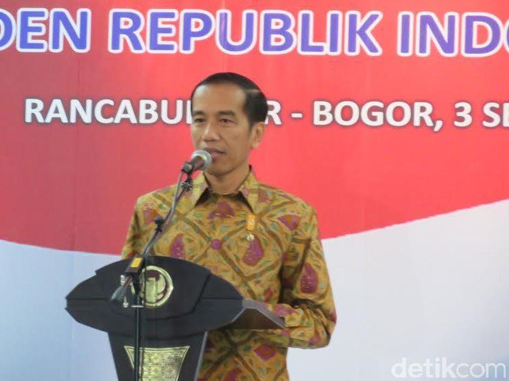 Presiden Jokowi Perintahkan Basarnas Ikut Evakuasi Kapal di Selangor