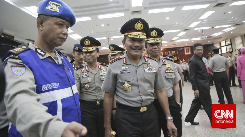 Kapolri: Keppres Pengangkatan Komjen Buwas Jadi Kepala BNN Sudah Diterima