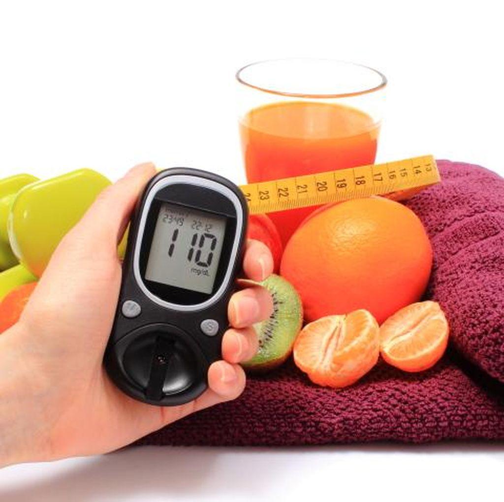 Begini Aturan Pola Makan yang Dianjurkan untuk Pasien Diabetes