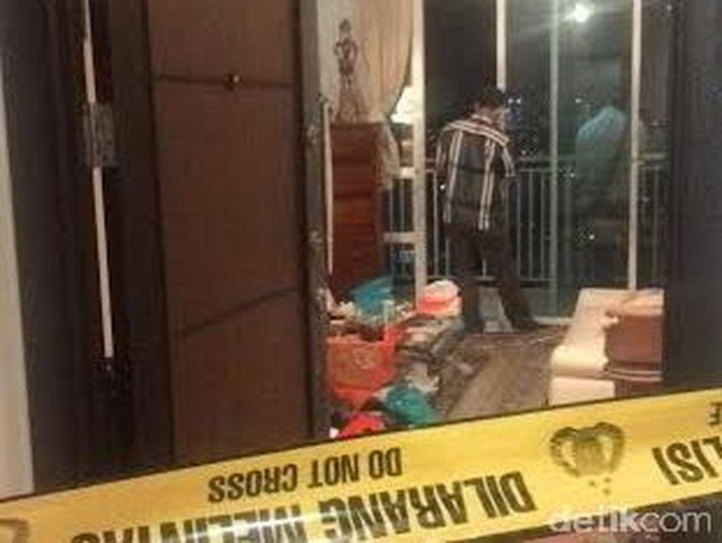 Olah TKP, Polisi Belum Simpulkan Penyebab Kematian Inne Saad