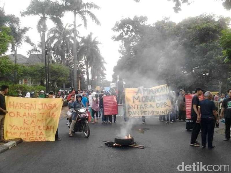 Tak Sempat Berkemas, Warga Kompleks Kodam Protes ke Prajurit TNI