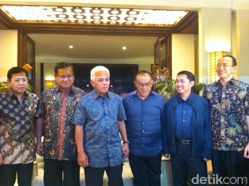 PAN Masuk Pemerintahan, Gerindra Serang Jokowi
