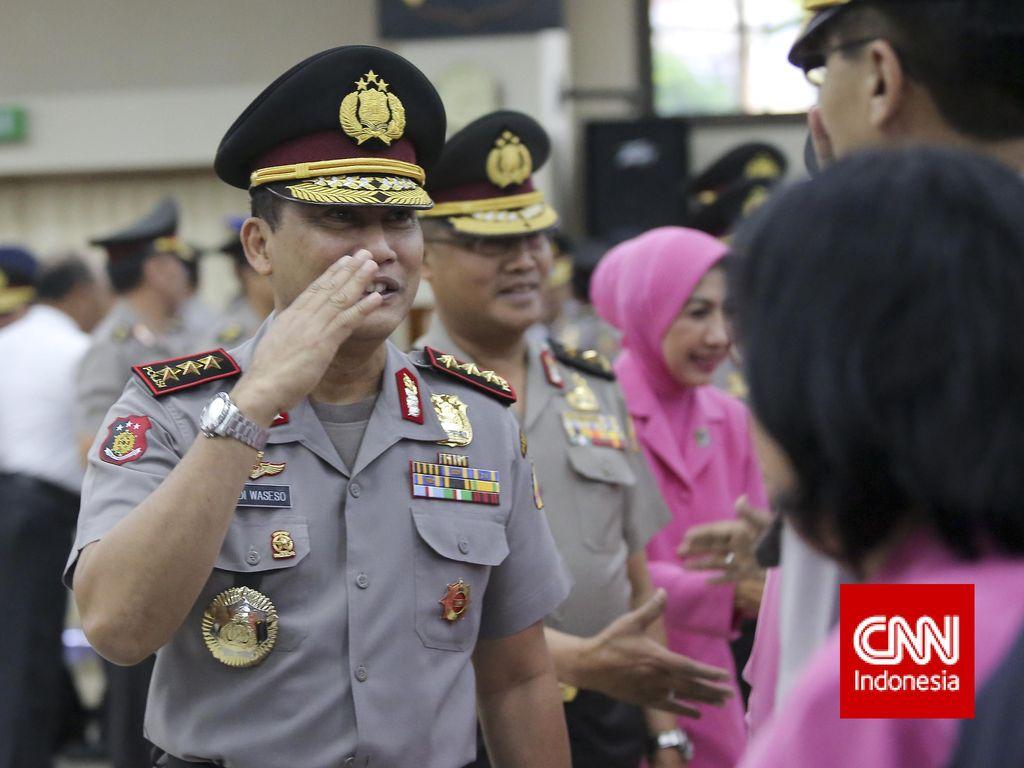 Mabes Polri: Sertijab Komjen Budi Waseso-Anang Iskandar Pekan Depan