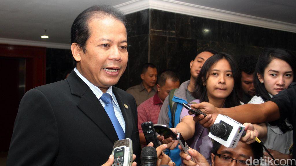DPR dan Presiden Jokowi Rapat Konsultasi Bahas UU KPK di Istana Sore ini