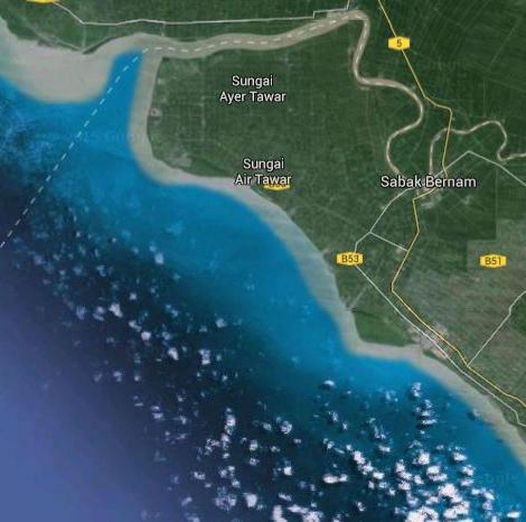 Penumpang Selamat Kapal Tenggelam di Selangor Sebagian Besar Asal Aceh