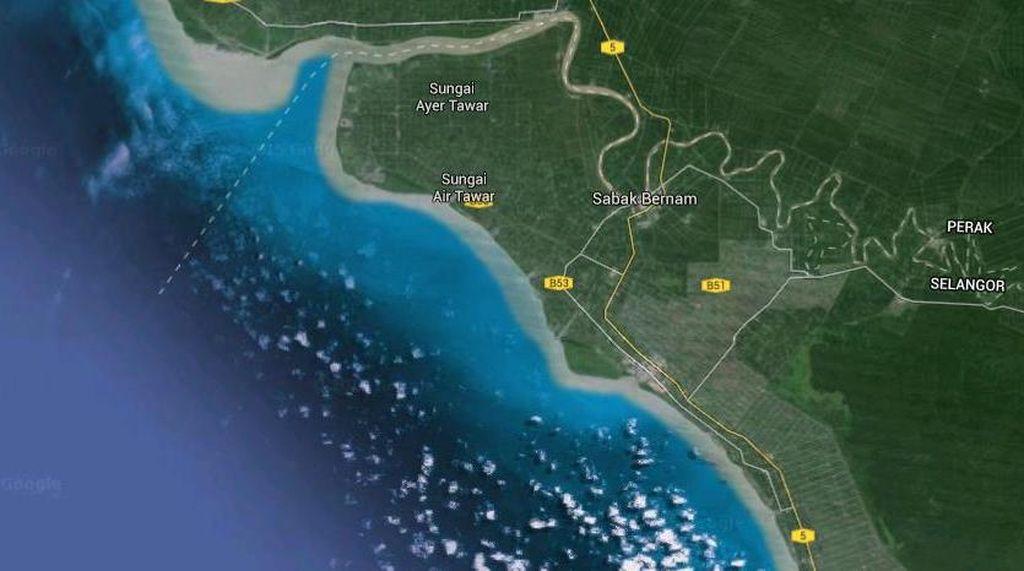 Kapal Pembawa WNI di Malaysia Tenggelam, 14 Tewas