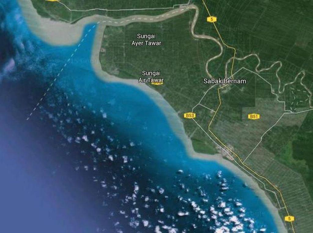 Ini Identitas Penumpang Selamat Kapal Tenggelam di Selangor, Malaysia