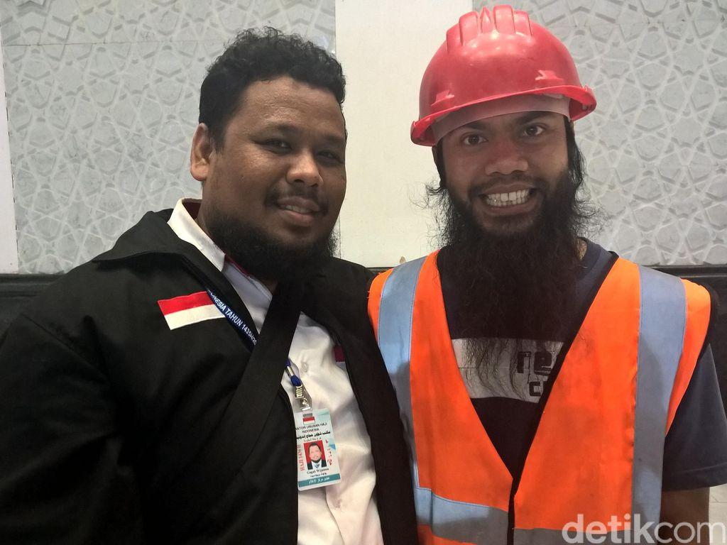 Proyek Ekspansi Masjidil Haram Made by Indonesian, Syukron Sudirman!