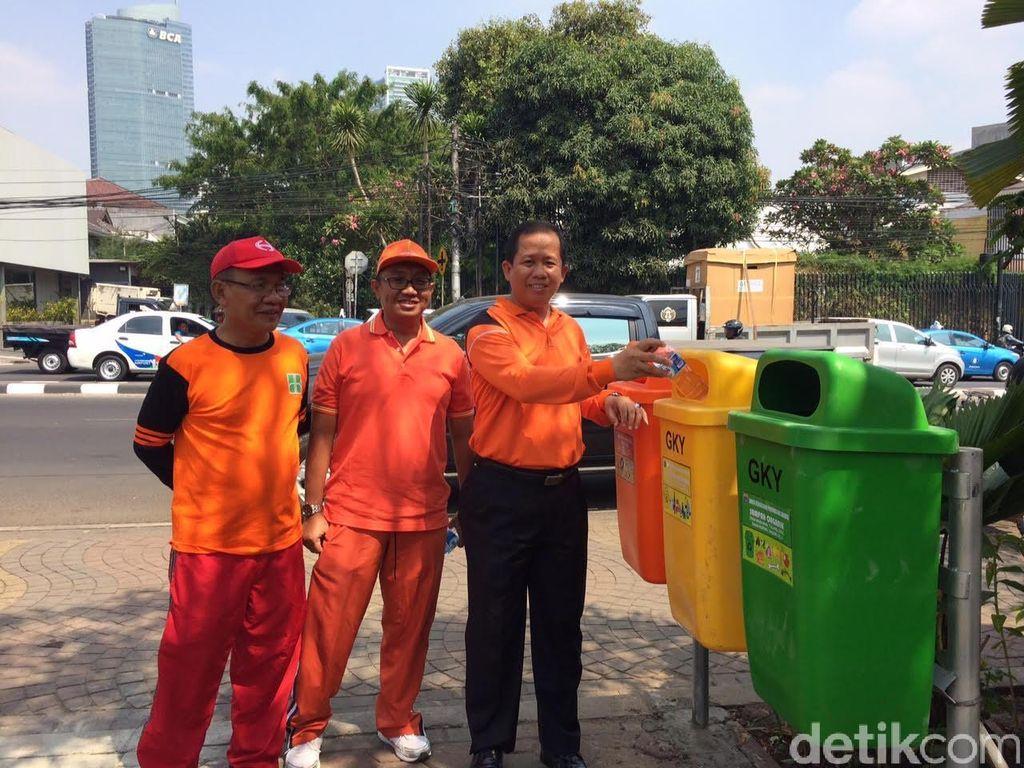 Hore, Ada 1.000 Tong Sampah Baru di Seluruh Jakarta