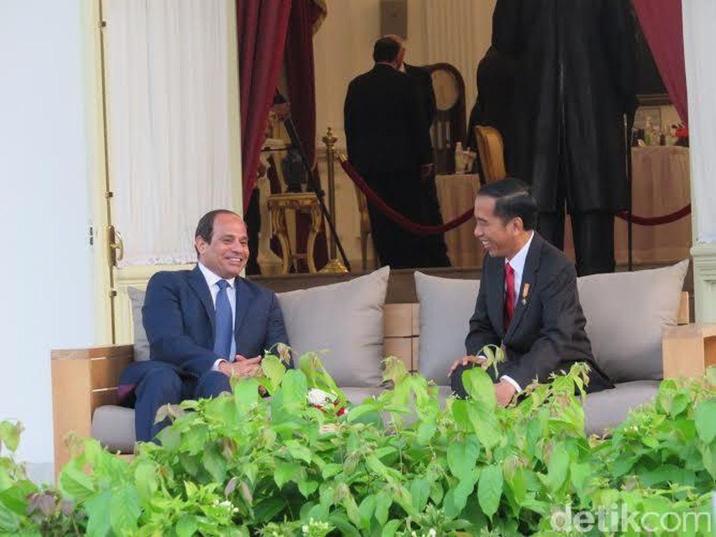 RI dan Mesir Sepakat Bebaskan Visa