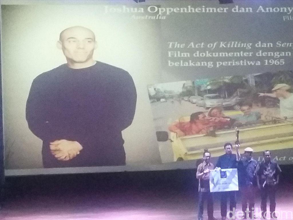 Tak Ada Pemenang Udin Award di HUT ke-21 AJI