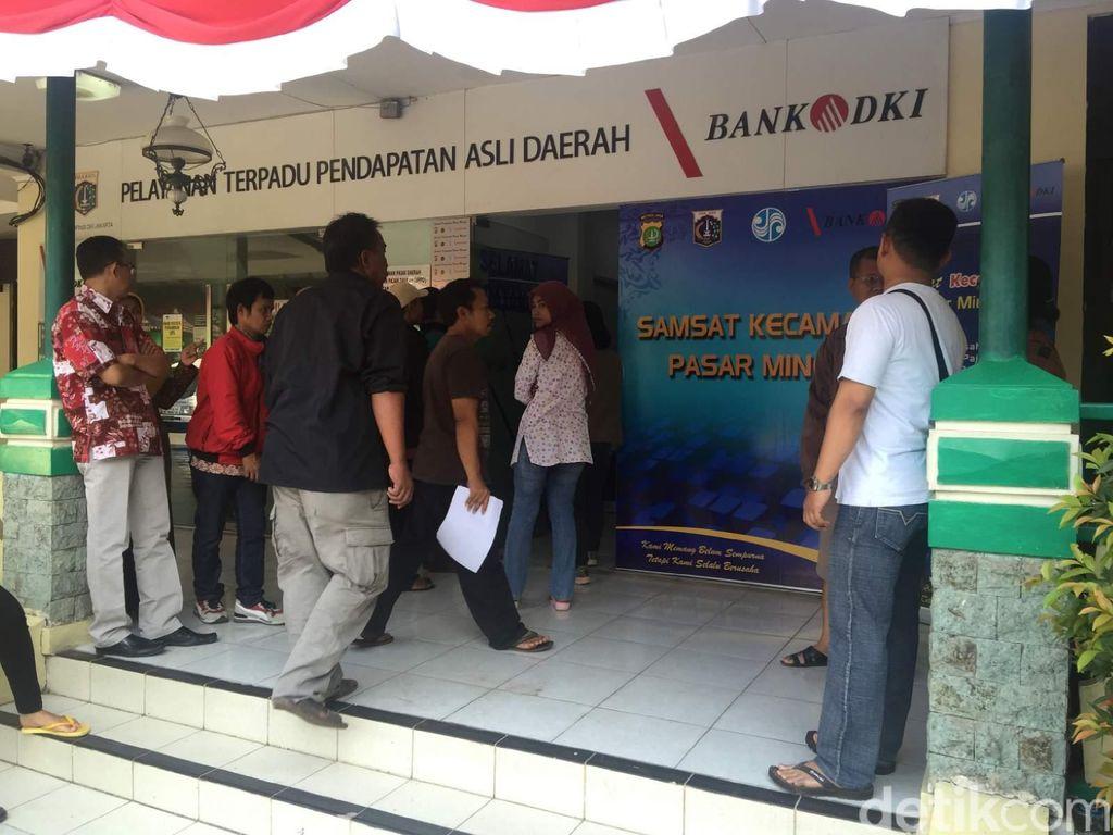 Gerai Samsat Jaksel Kini Hadir di Kantor Kecamatan Pasar Minggu