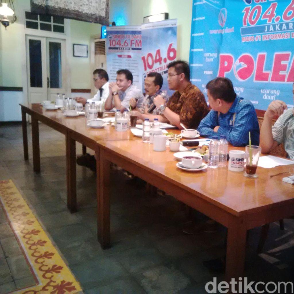 PDIP Tantang PAN Revisi UU MD3 untuk Kocok Ulang Pimpinan DPR