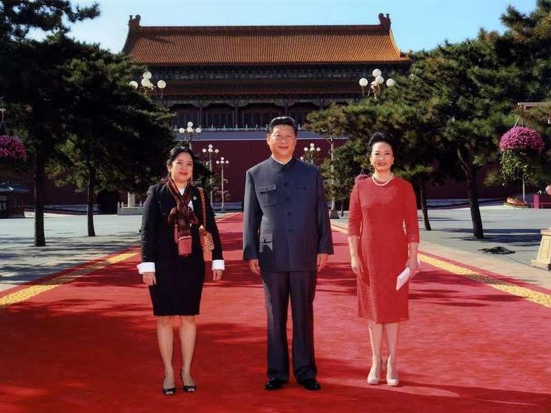 Hadiri Peringatan 70 Tahun PD II di China, Puan: Perang Sudah Tak Relevan