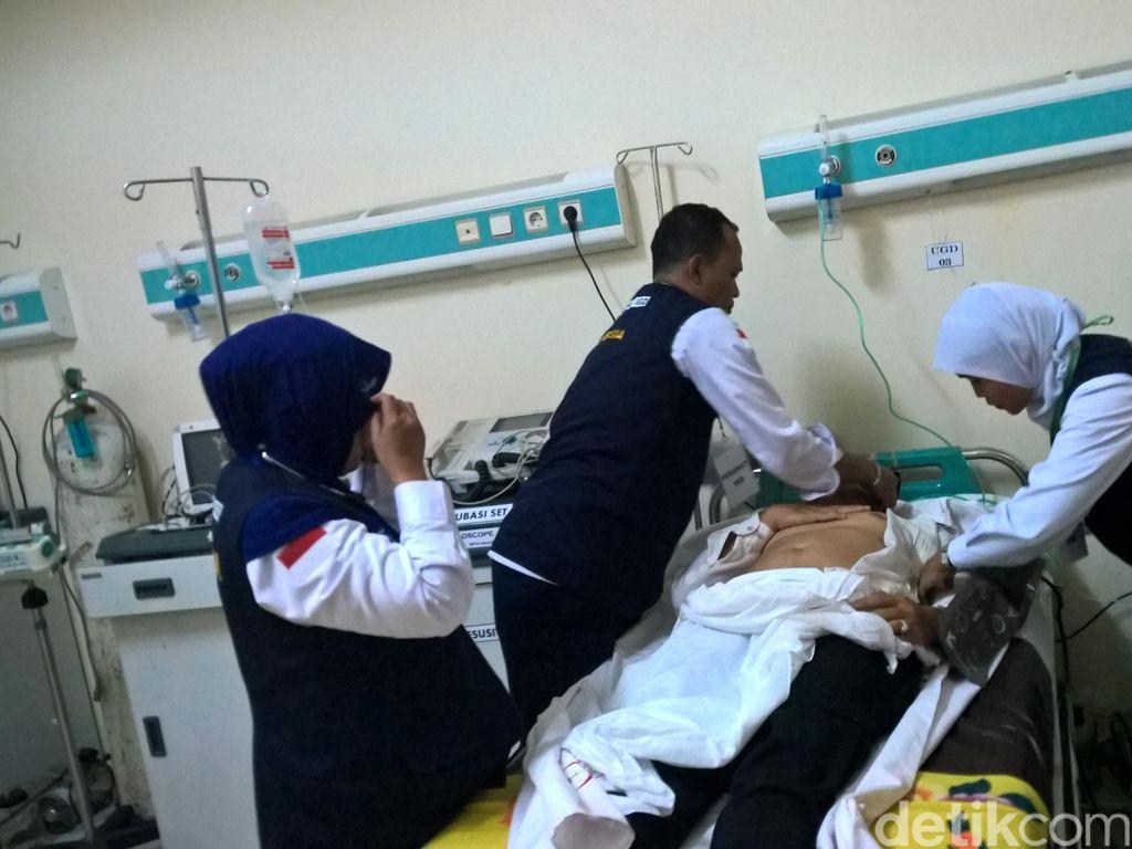 Ini Strategi Pelayanan Kesehatan bagi Jemaah Haji di Makkah