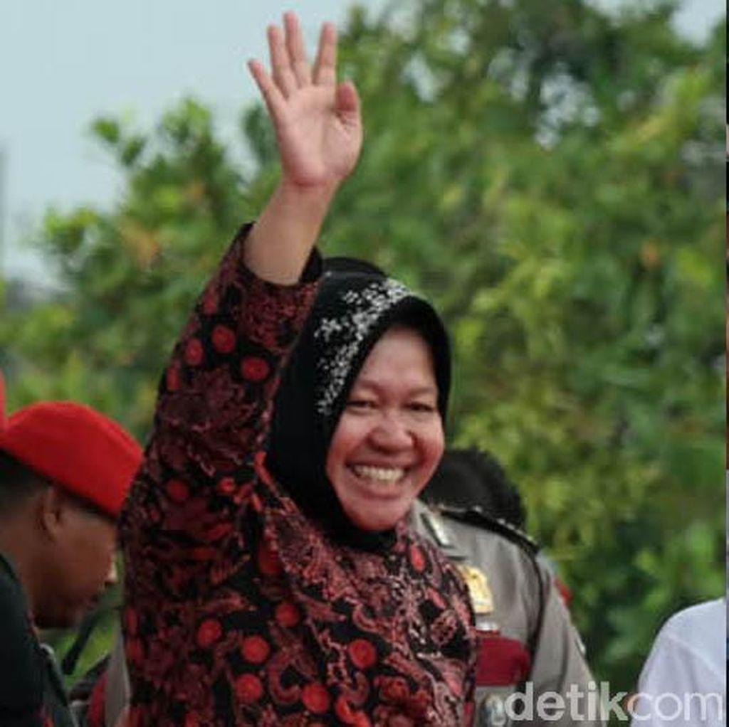 Dua Kubu Calon Wali Kota Surabaya Lempar Psywar, ini Buktinya