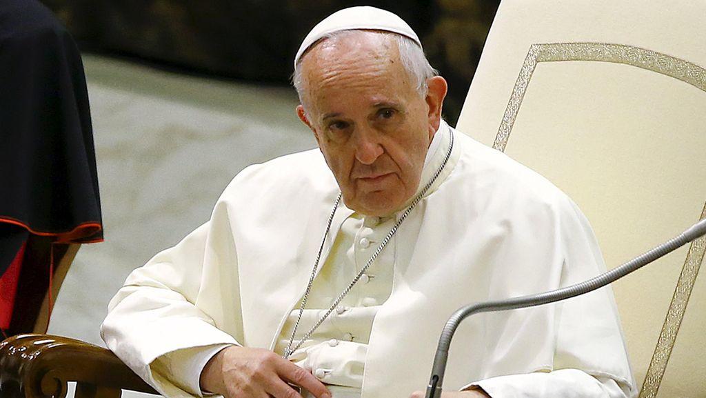 Paus Fransiskus Tegaskan Islam Bukan Terorisme