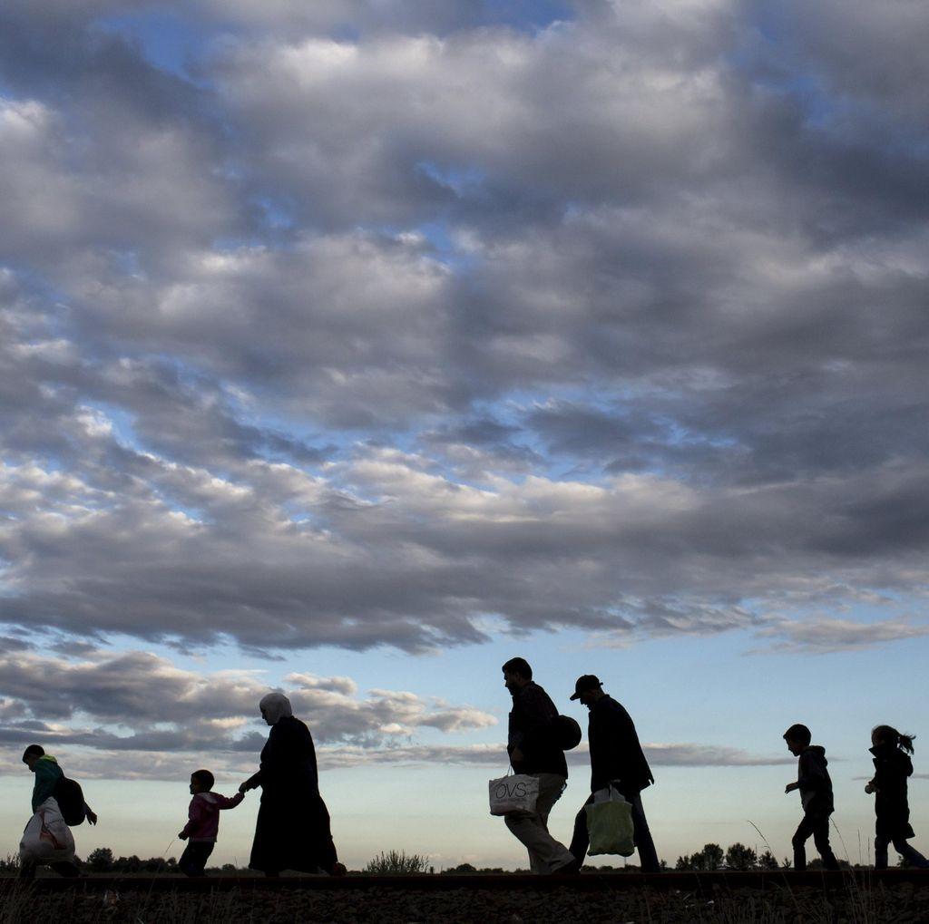Malaysia Terima Kedatangan 68 Pengungsi Suriah