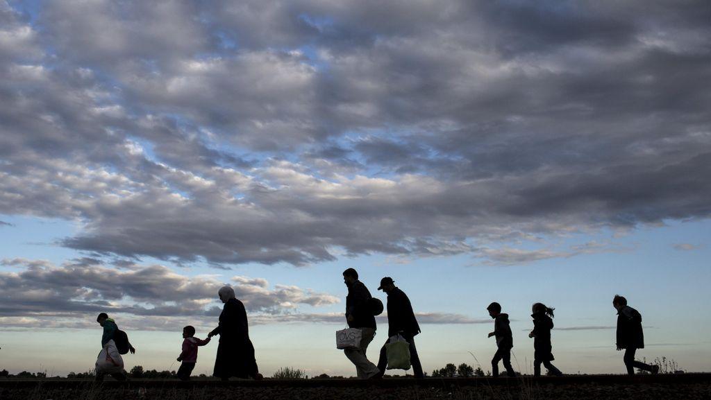 PM Prancis Serukan Negara Teluk Tampung Lebih Banyak Pengungsi