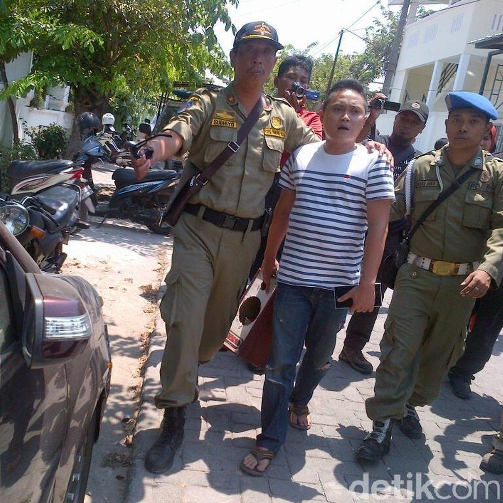 6 Pria dan 1 Wanita Diamankan BNNP Jateng, Urine Mereka Positif Narkoba