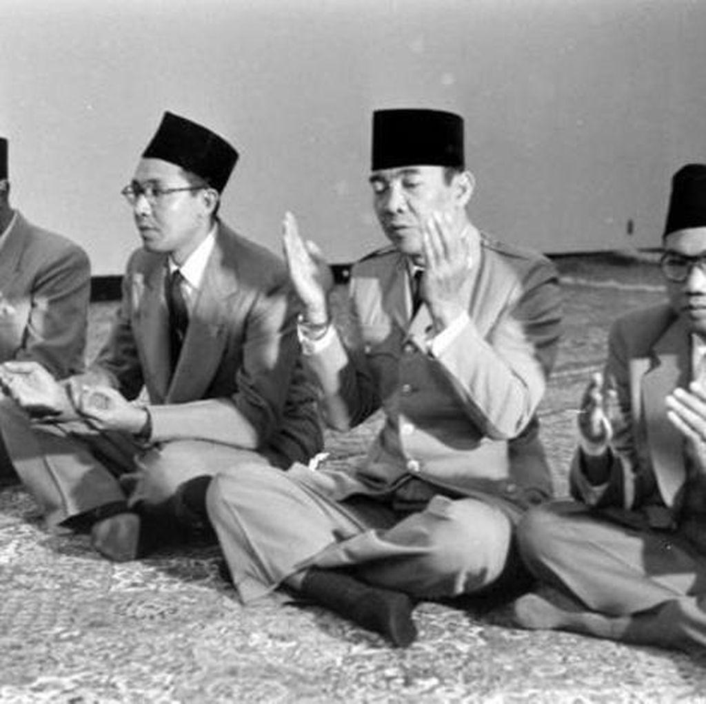 Fahri Hamzah Tak Setuju Negara Minta Maaf ke Soekarno