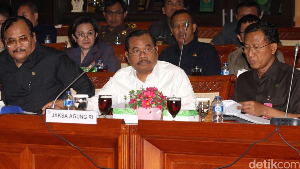 Kejagung Tak Ungkap 14 Terpidana Mati yang Anggarannya Sudah Diajukan ke DPR