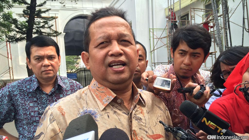 Soetrisno Bachir: PAN Tak Setuju Revisi UU KPK
