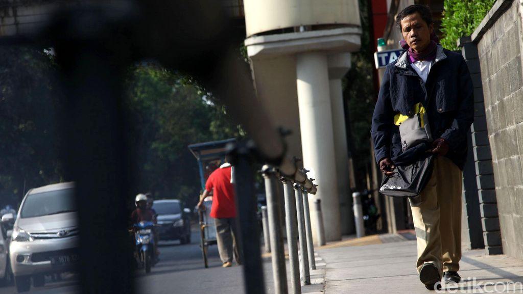 Ahok: Para Dubes Selalu Mengeluh Pedestrian Kita Payah