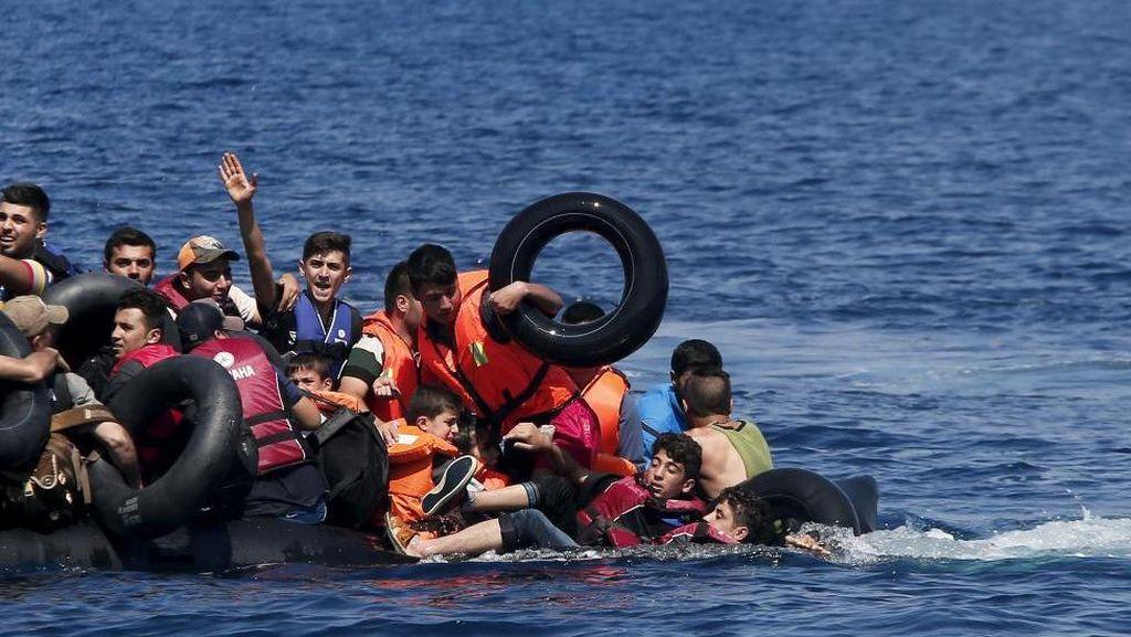 Kelompok Anti Islam Jerman Lakukan Unjuk Rasa Tolak Kedatangan Migran